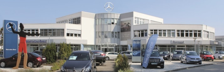 Karriere bei sternagel for Mercedes benz retail careers